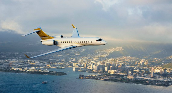 Airborne Global6000 Business Jet Sand Aviation