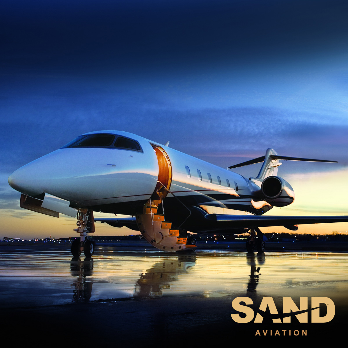 Sand Aviation Empty Leg Flights